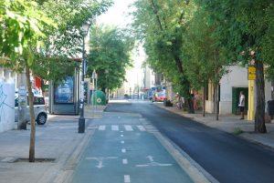Avenida Cruz Roja - Correos - Sevilla