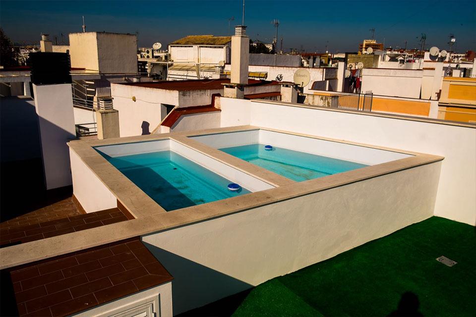 Casa en Pasaje Gonzalez Quijano - Sevilla