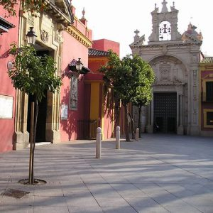 Plaza San Lorenzo - Sevilla