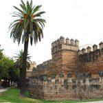 Muralla de la Ronda Capuchinos - Sevilla Macarena