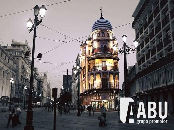 Oficinas Grupo ABU Sevilla - Edificio Filella