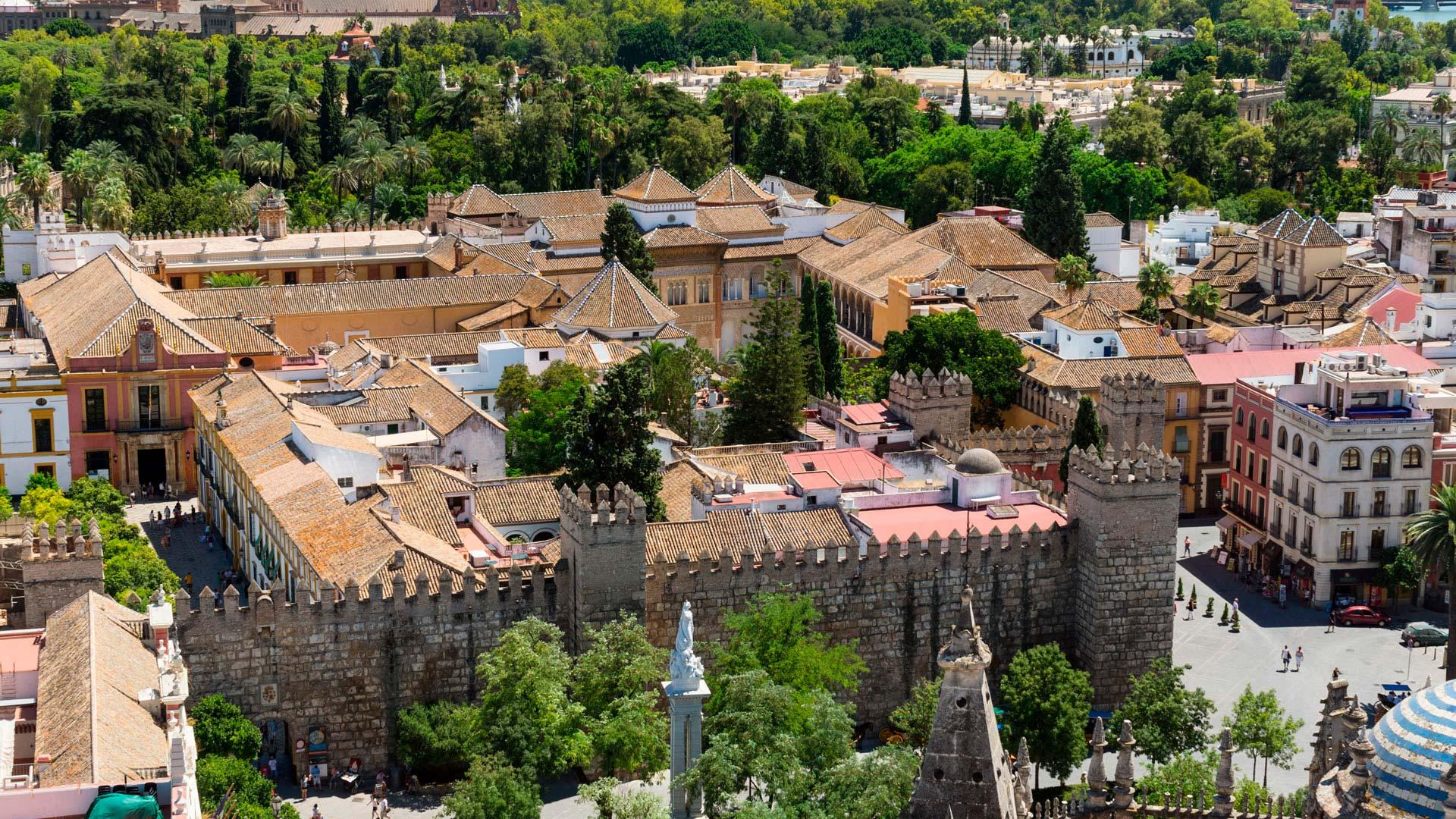 Casco Histórico de Sevilla