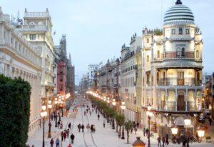Promociones inmobiliarias en el casco antiguo de Sevilla