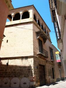Sevilla - Casa de Jerónimo Pinelo