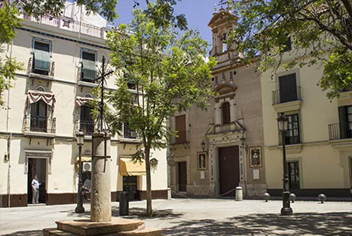 Plaza Molviedro - Sevilla