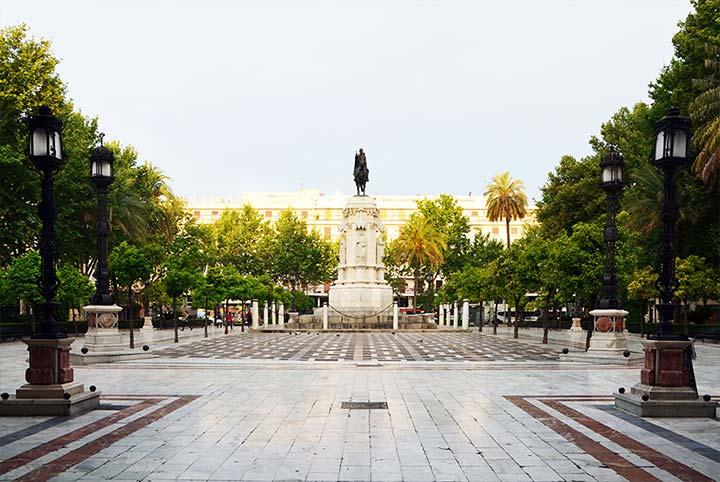 Plaza Nueva de Sevilla