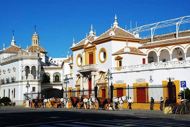 Plaza de toros de Sevilla