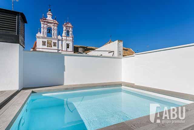Promoción inmobiliaria en Sevilla Centro: San Antonio de Padua - Vista 2
