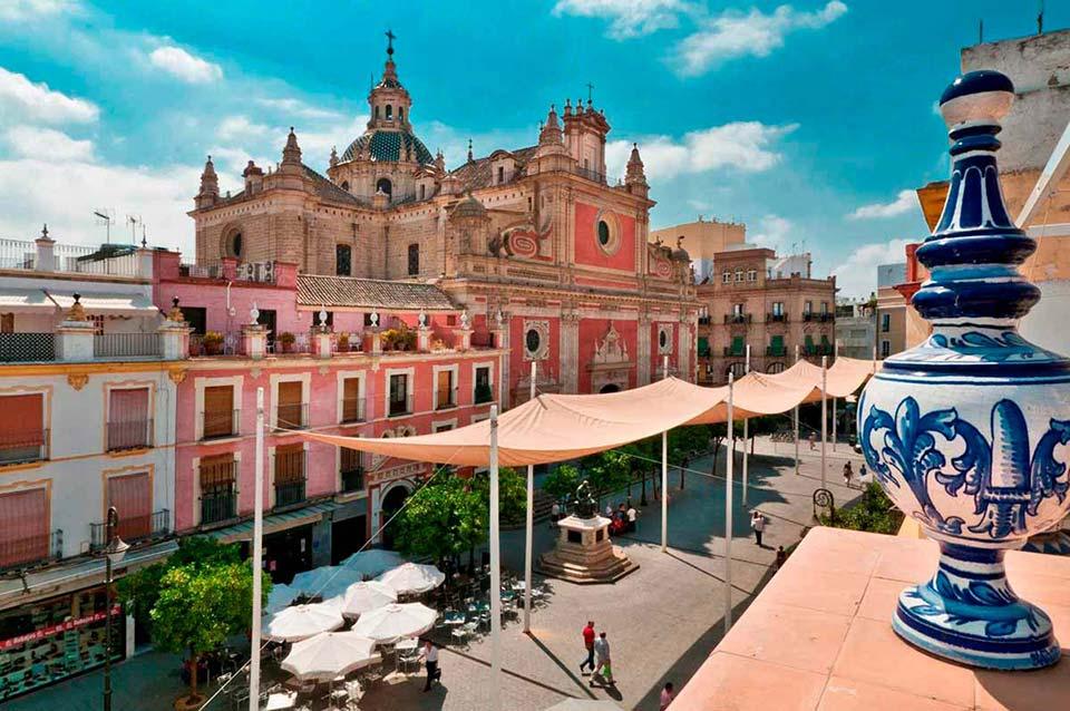 Plaza del Salvador - Sevilla Centro