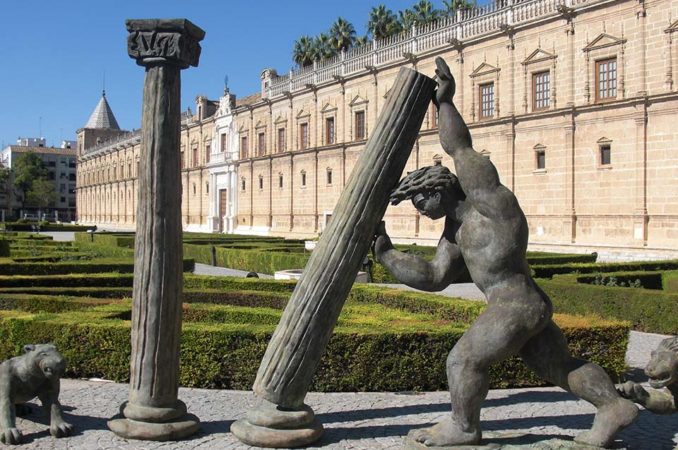 Parlamento Andaluz - Ronda Capuchinos - Sevilla Centro