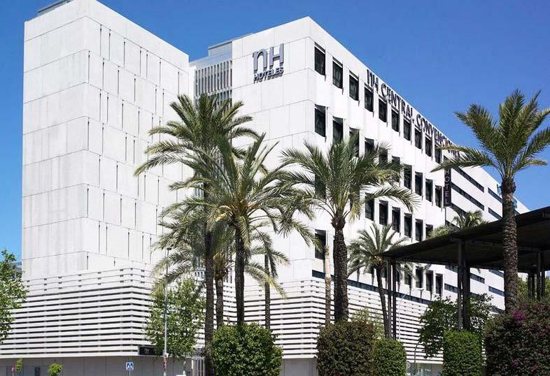 Hotel NH Collection Sevilla - Welcome Home Sevilla 2019 - Salón inmobiliario