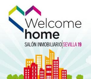 Logo Welcome Home Sevilla - Salon inmobiliario 2019