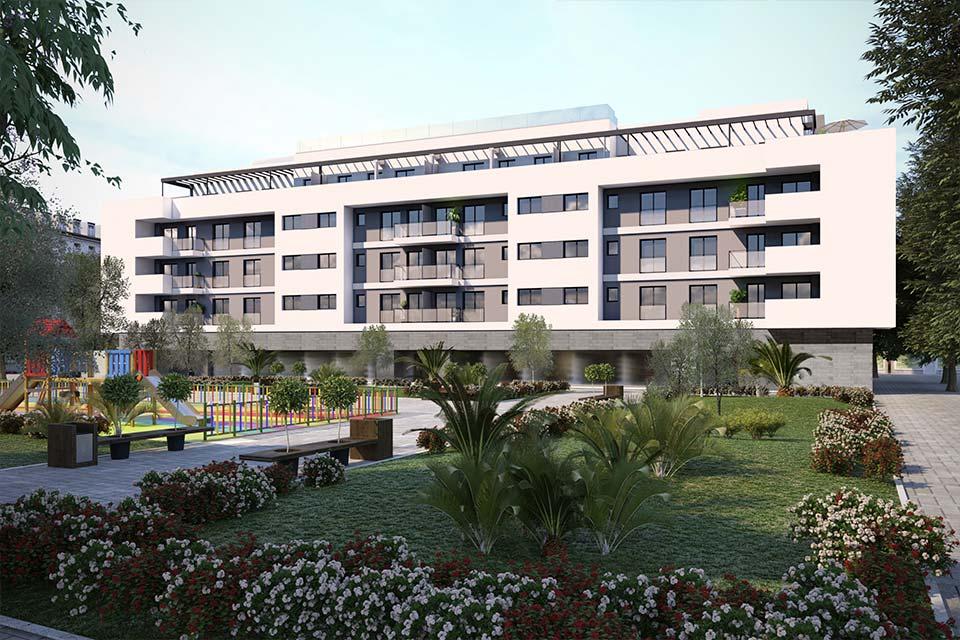 Edificio residencial ABU Triana