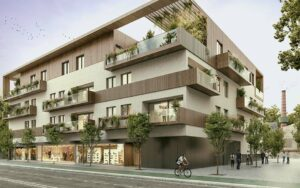 Viviendas en Miraflores - Sevilla
