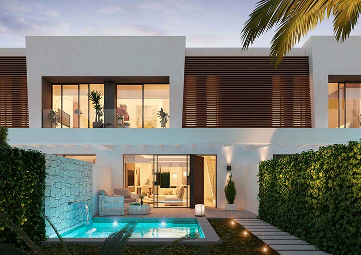 Promoción inmobiliaria en Huelva - La Florida