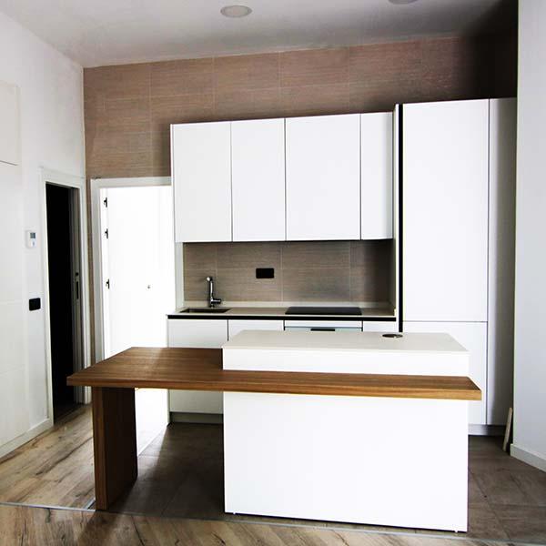 Foto de cocina de viviendas Residencial Goyeneta 17 junto al Salvador - Sevilla Centro