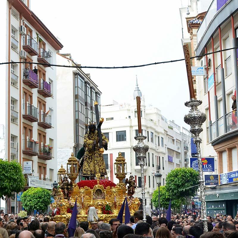 Calle Jesús Nazareno - Huelva