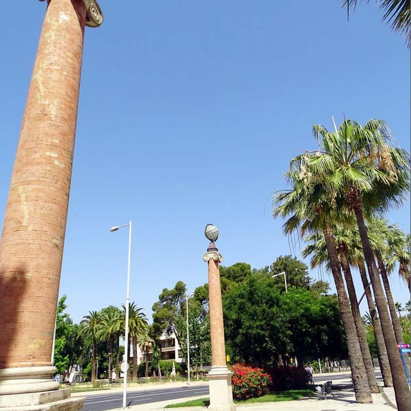 Plaza 12 de Octubre - Huelva