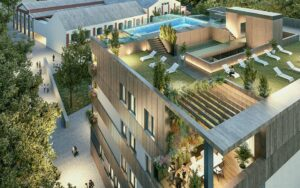 Promoción de viviendas Fábrica de Vidrios
