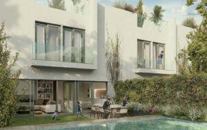 Promoción de viviendas en Mairena del ljarafe