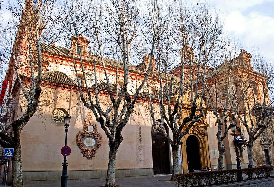 Iglesia de La Magdalena - Sevilla Centro