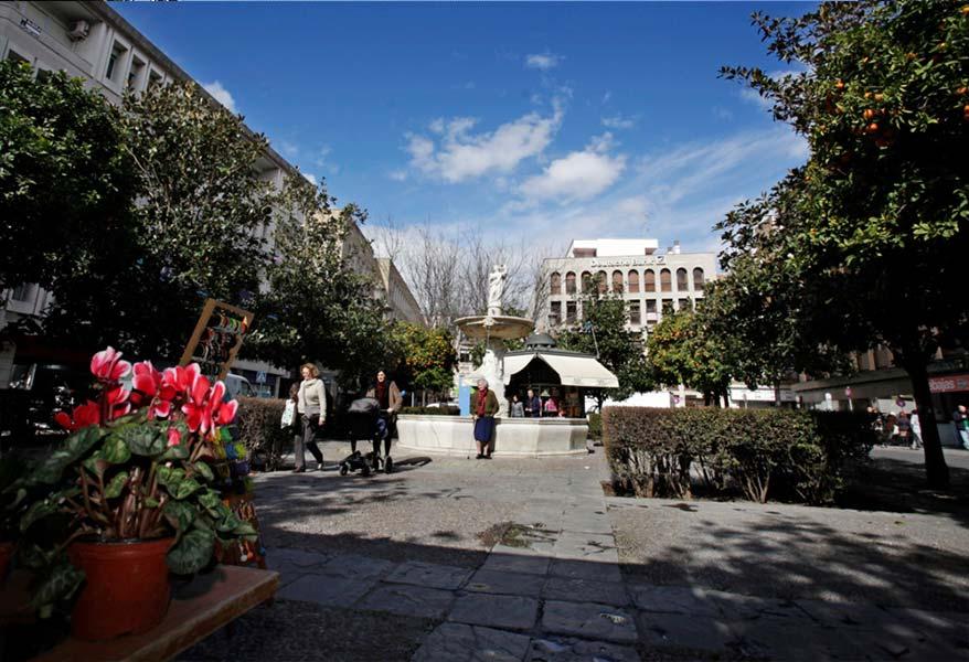 Plaza de La Magdalena - Sevilla Centro
