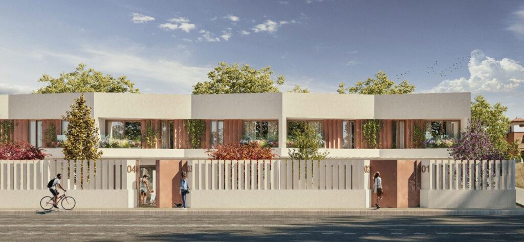 Casas adosadas en Huelva Capital a la venta