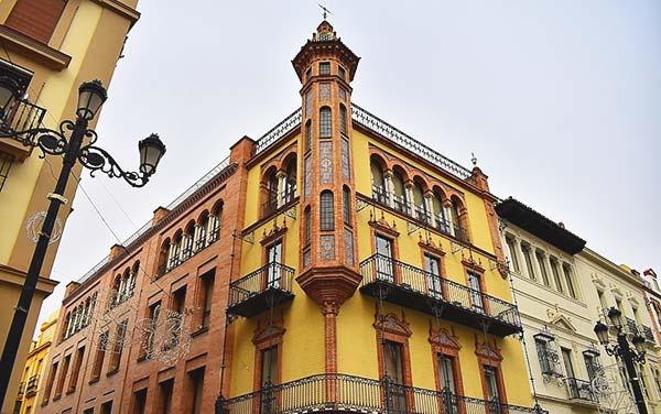 Casa Álvaro Dávila - Sevilla