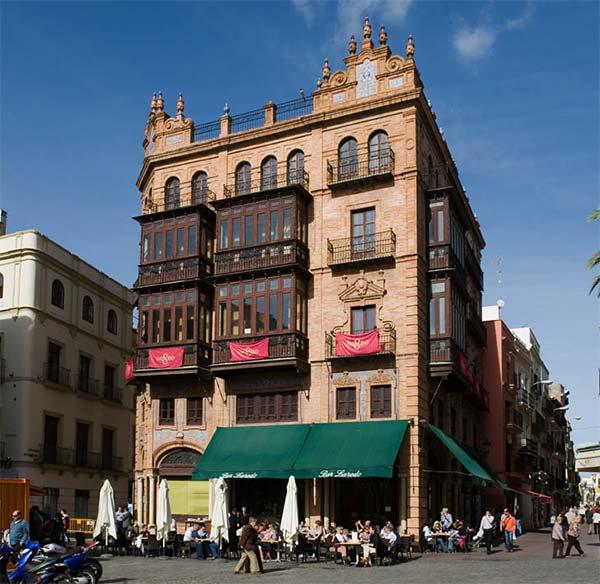 Edificio Laredo - Sevilla