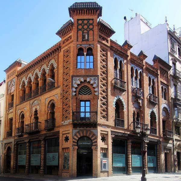 Casa Manuel Nogueira - Sevilla