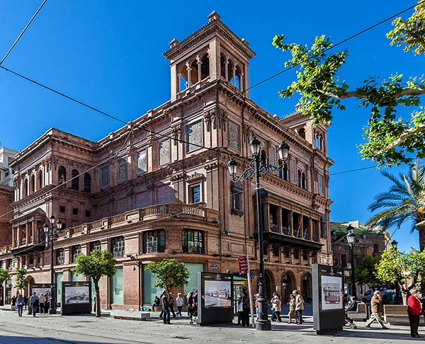 Teatro Coliseo - Sevilla