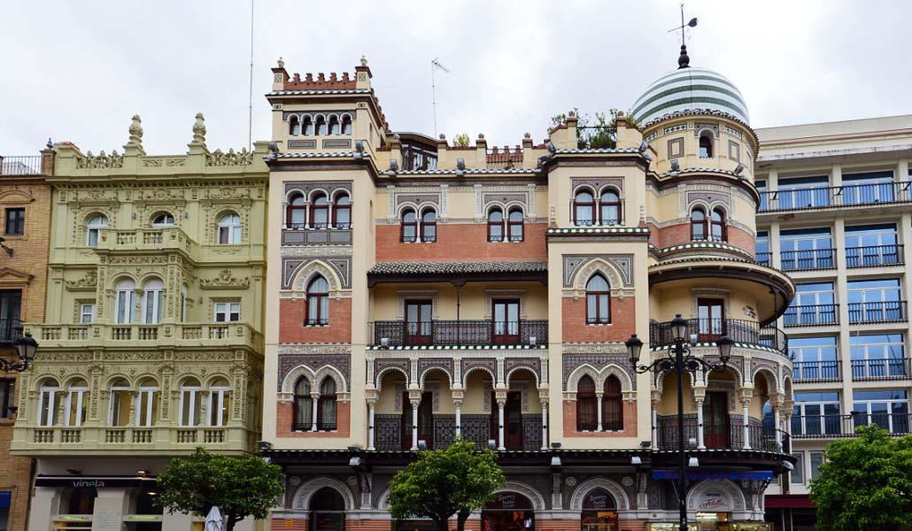 Los edificios más representativos de Sevilla Capital