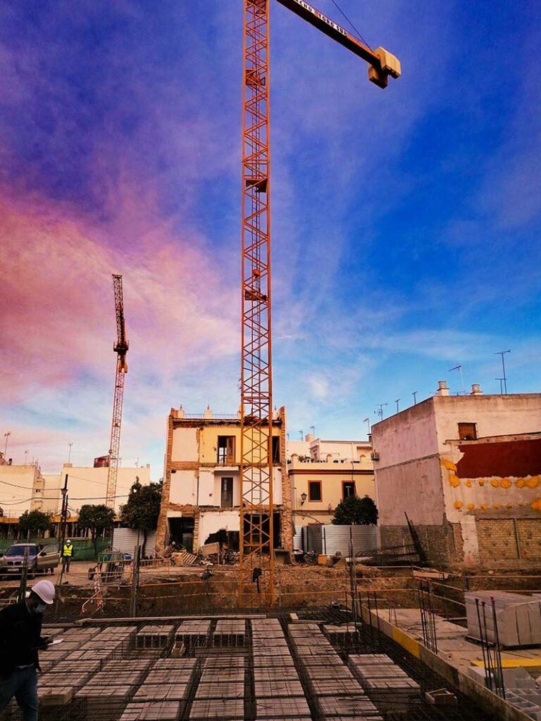 Obras en Triana - ABU Guadalquivir