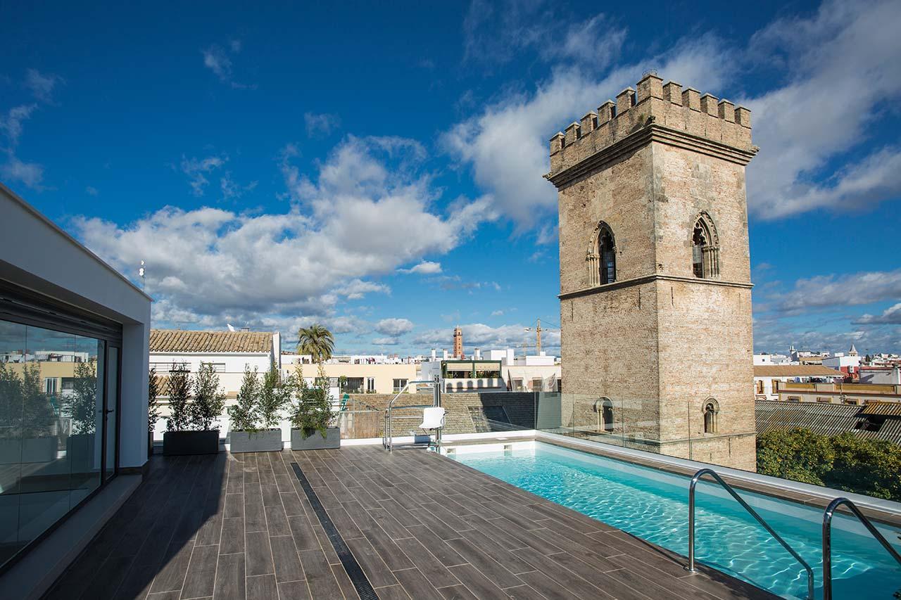 Promoción de viviendas en Sevilla Centro: Calle Santa Clara