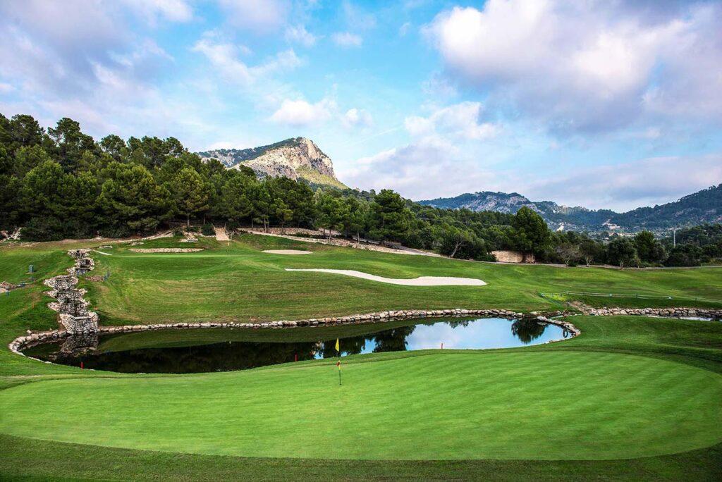 Campo de Golf de Andratx - Mallorca
