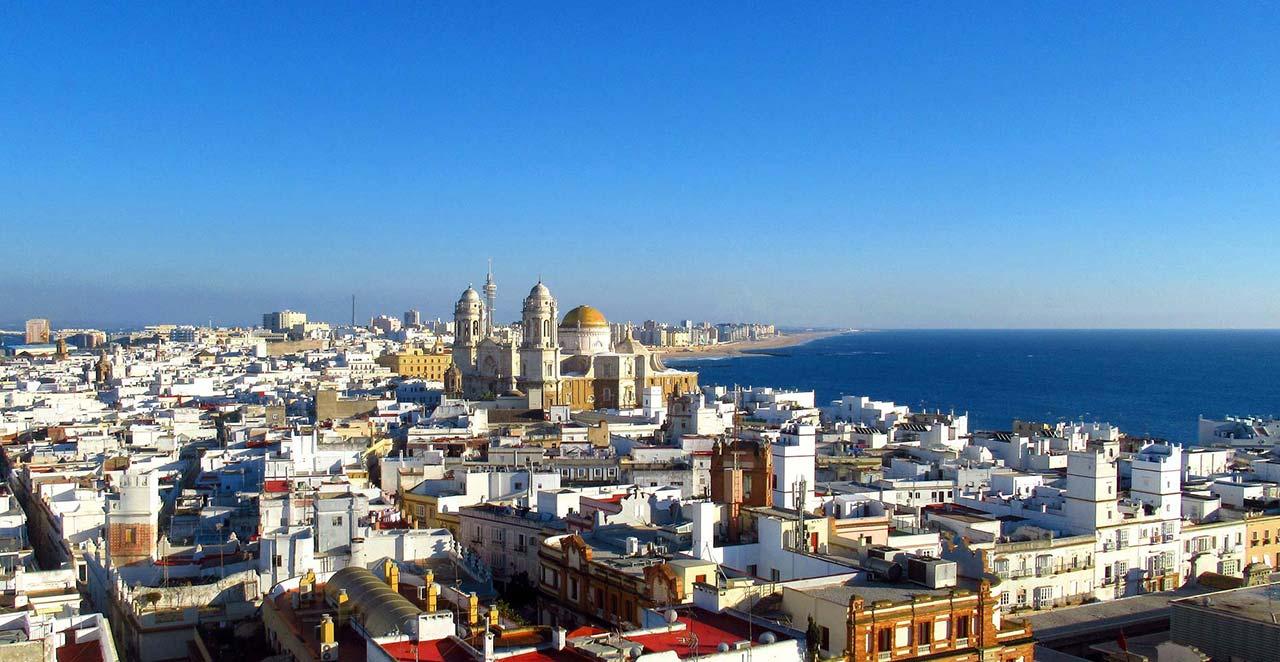 Promoción de viviendas de obra nueva en Cádiz