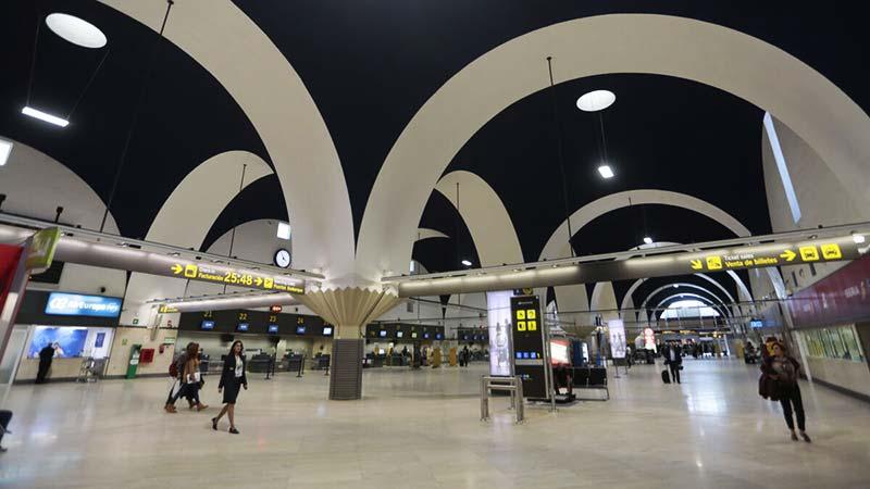 Vivir en Sevilla y trabajar en el Aeropuerto de San Pablo