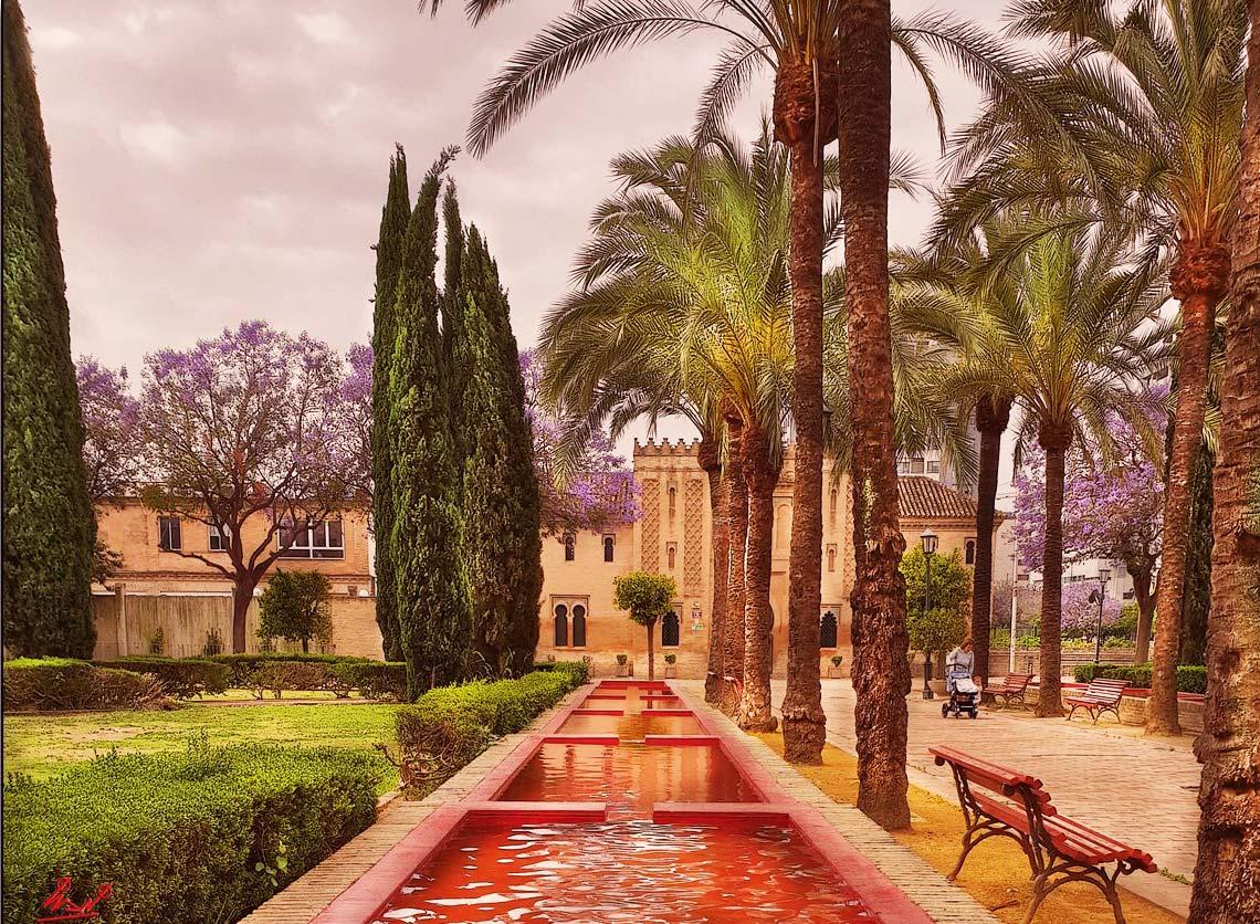 Jardines de Sevilla - La Buhaira