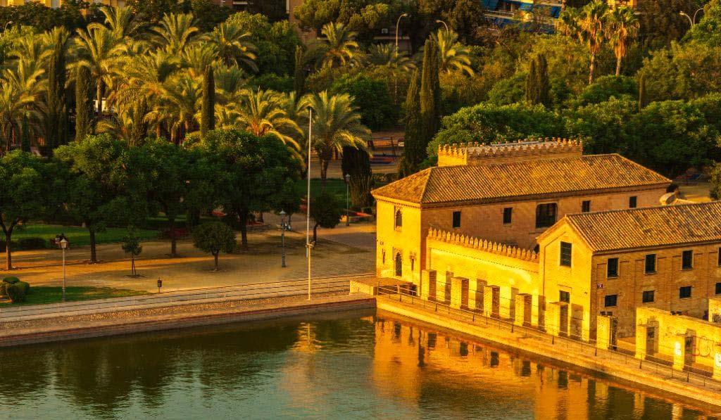 Palacio y Jardines de La Buhaira - Sevilla