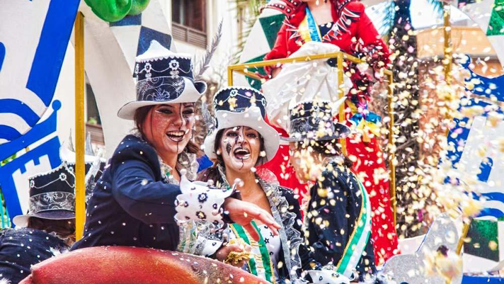Cabalgata de los Carnavales de Cádiz