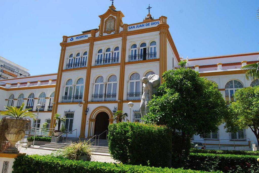 Hospital San Juan de Dios - Sevilla
