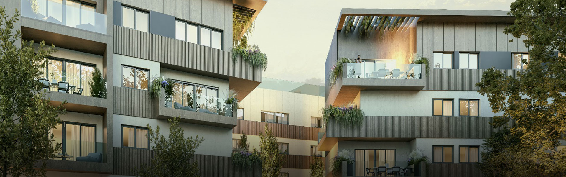 Promoción e obra nueva en Sevilla: Residencial Fábrica de Vidrios