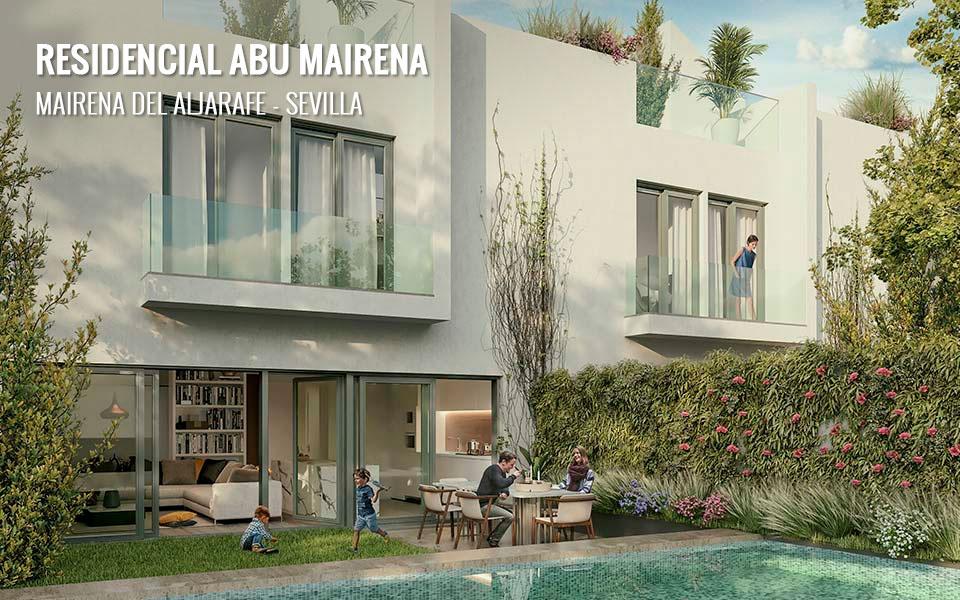 Promoción de unifamiliares deobra nueva en Mairena del Aljarafe - Sevilla