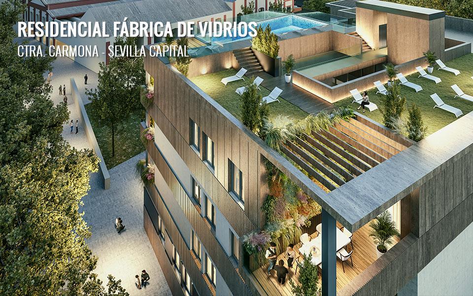 Residencial Fábrica de Vidrios