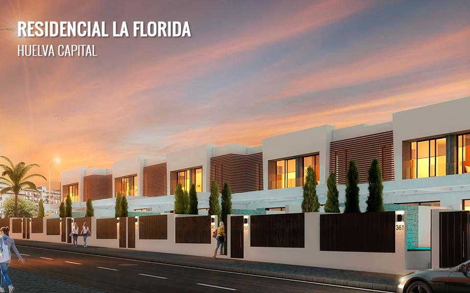 Viviendas de obra nueva en Huelva - La Florida