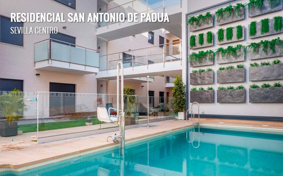 Promoción inmobiliaria en el centro de Sevilla: San Antonio de Padua