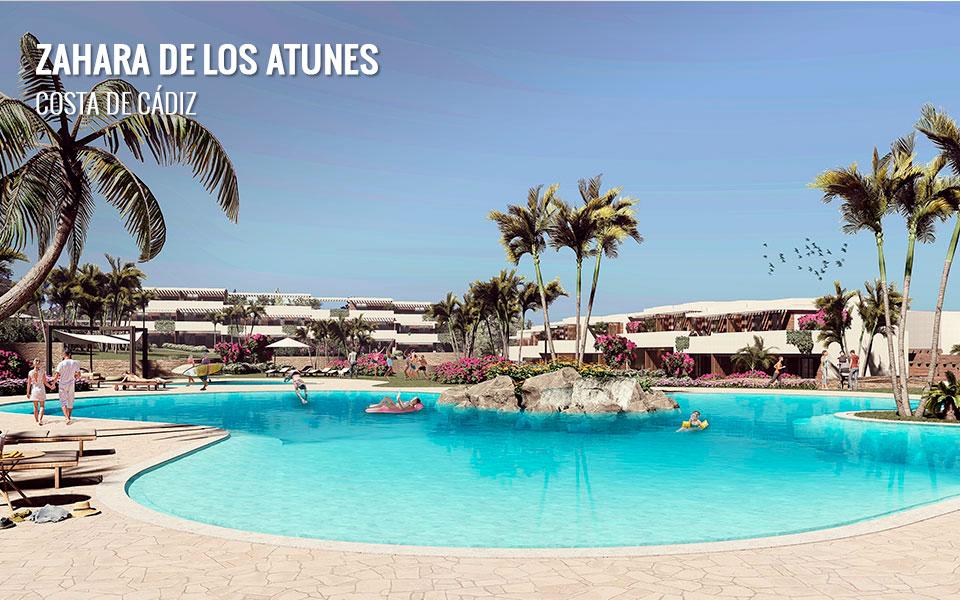 Promoción de viviendas en Zahara de los Atunes - Cádiz