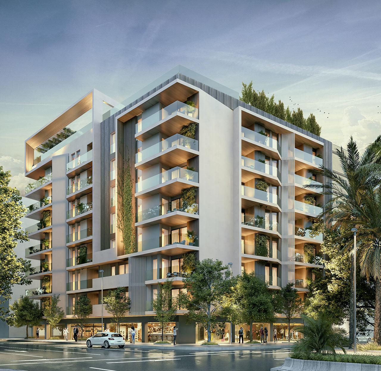 Promoción de viviendas de obra nueva en Cádiz: Avda. de la Constitución