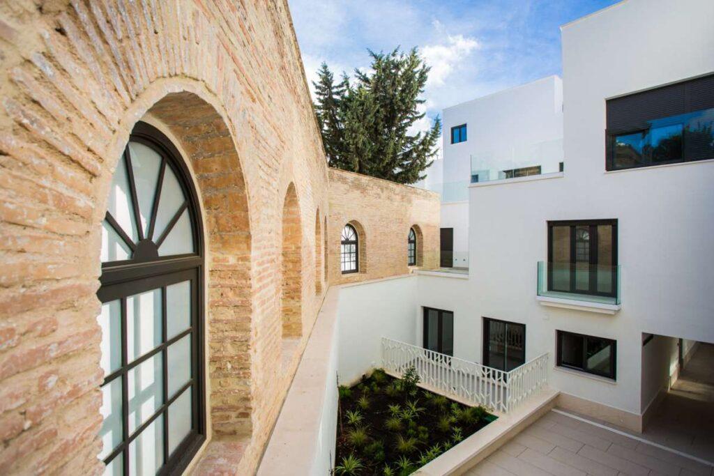 Residencial Santa Clara - Sevilla Centro