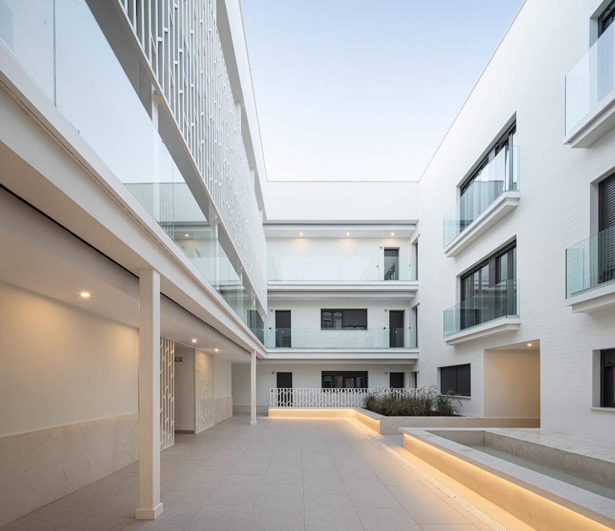 Residencial Santa Clara - Centro de Sevilla